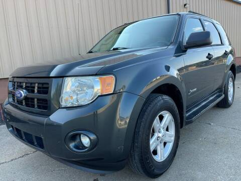 2009 Ford Escape Hybrid for sale at Prime Auto Sales in Uniontown OH