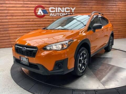 2018 Subaru Crosstrek for sale at Dixie Motors in Fairfield OH