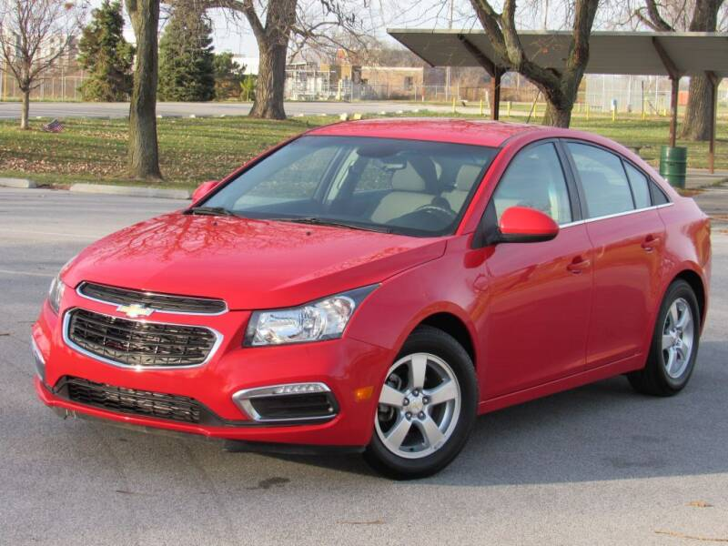 2016 Chevrolet Cruze Limited for sale at Highland Luxury in Highland IN