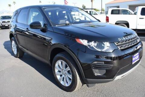 2019 Land Rover Discovery Sport for sale at DIAMOND VALLEY HONDA in Hemet CA
