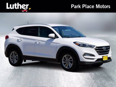 2016 Hyundai Tucson for sale at Park Place Motor Cars in Rochester MN