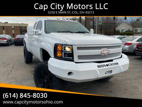 2010 Chevrolet Silverado 1500 for sale at Cap City Motors LLC in Columbus OH