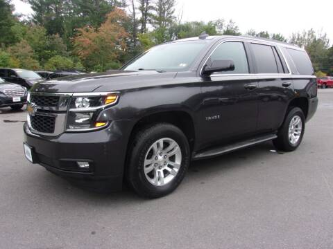 2016 Chevrolet Tahoe for sale at Mark's Discount Truck & Auto in Londonderry NH