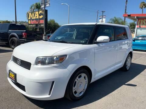 2010 Scion xB for sale at Mac Auto Inc in La Habra CA