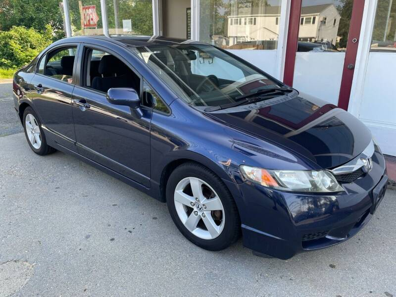 2009 Honda Civic for sale at O'Connell Motors in Framingham MA
