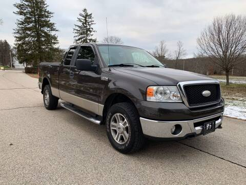 2007 Ford F-150 for sale at 100% Auto Wholesalers in Attleboro MA