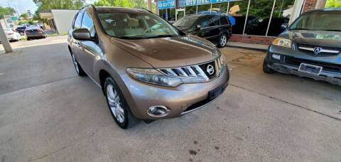 2010 Nissan Murano for sale at Divine Auto Sales LLC in Omaha NE