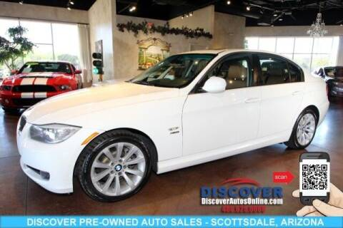 2011 BMW 3 Series for sale at Discover Pre-Owned Auto Sales in Scottsdale AZ
