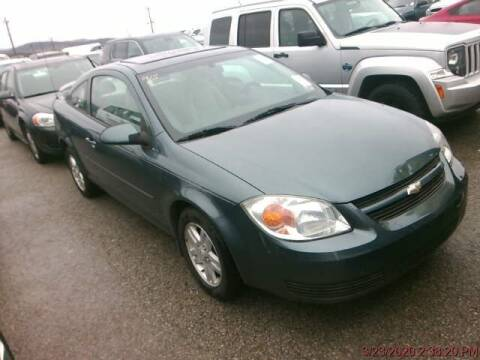 2005 Chevrolet Cobalt for sale at Kansas Car Finder in Valley Falls KS