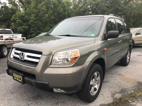 2007 Honda Pilot for sale at Bobbys Used Cars in Charles Town WV