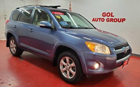 2010 Toyota RAV4 for sale at GOL Auto Group in Austin TX