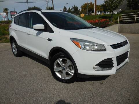 2014 Ford Escape for sale at ARAX AUTO SALES in Tujunga CA