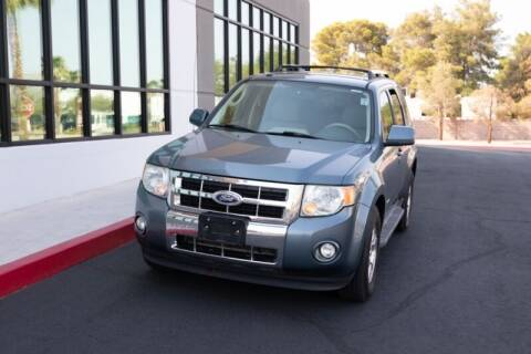 2010 Ford Escape Hybrid for sale at REVEURO in Las Vegas NV