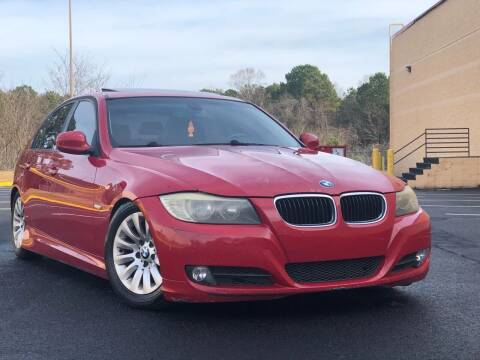 2009 BMW 3 Series for sale at Top Notch Luxury Motors in Decatur GA