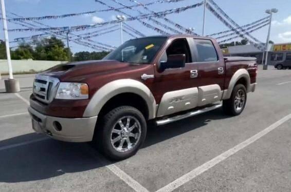 2007 Ford F-150 for sale at Cross Automotive in Carrollton GA