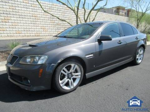 2009 Pontiac G8 for sale at Autos by Jeff Tempe in Tempe AZ