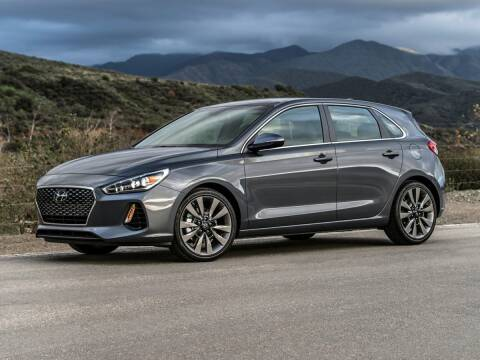 2018 Hyundai Elantra GT for sale at Michael's Auto Sales Corp in Hollywood FL