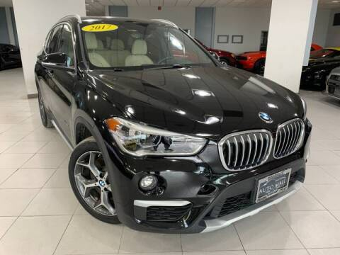 2017 BMW X1 for sale at Auto Mall of Springfield in Springfield IL