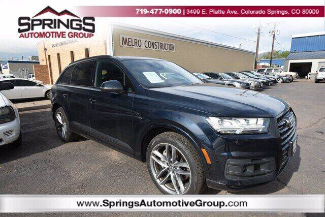 2017 Audi Q7 for sale in Englewood, CO