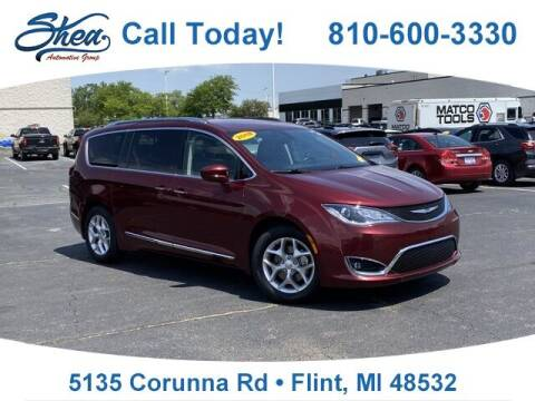 2018 Chrysler Pacifica for sale at Erick's Used Car Factory in Flint MI