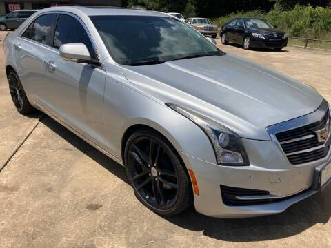 2015 Cadillac ATS for sale at Peppard Autoplex in Nacogdoches TX
