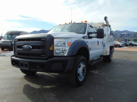 2015 Ford F-550 Super Duty for sale at Lakeside Auto Brokers Inc. in Colorado Springs CO