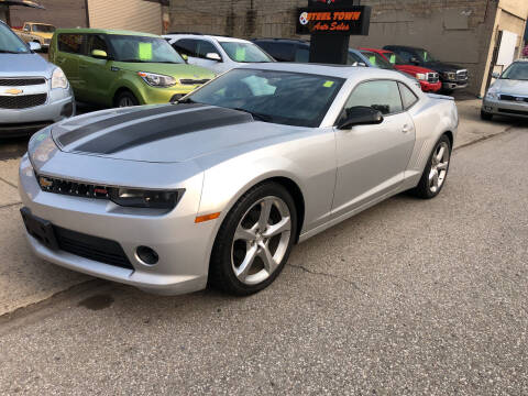 2014 Chevrolet Camaro for sale at STEEL TOWN PRE OWNED AUTO SALES in Weirton WV