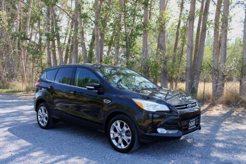 2013 Ford Escape for sale at Northwest Premier Auto Sales in West Richland WA