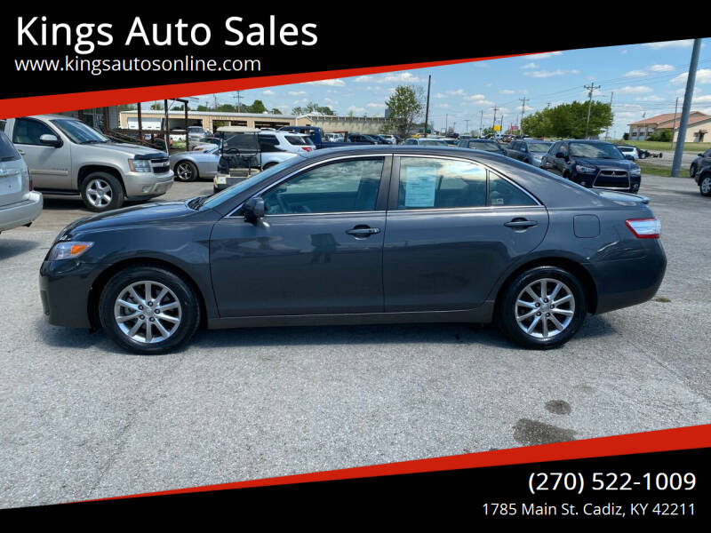 2011 Toyota Camry Hybrid for sale at Kings Auto Sales in Cadiz KY