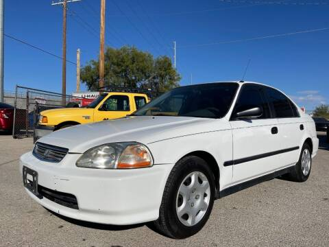 1998 Honda Civic for sale at Eastside Auto Sales in El Paso TX