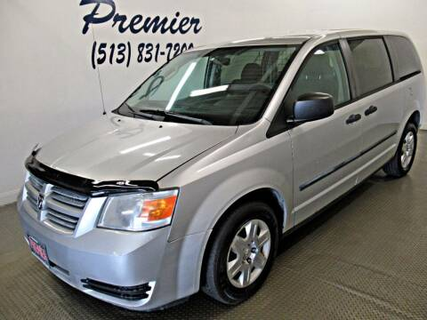 2008 Dodge Grand Caravan for sale at Premier Automotive Group in Milford OH