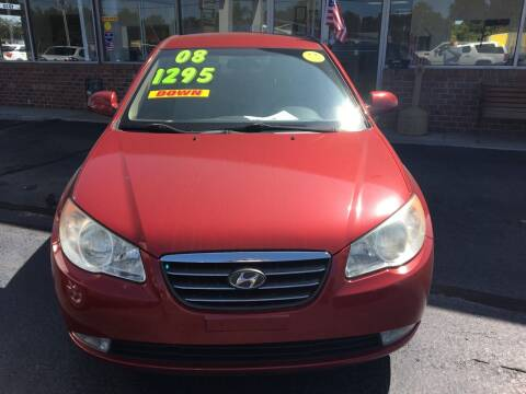 2008 Hyundai Elantra for sale at Deckers Auto Sales Inc in Fayetteville NC