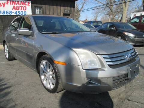 2009 Ford Fusion for sale at EZ Finance Auto in Calumet City IL