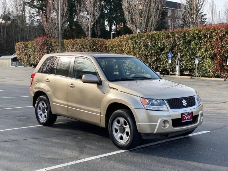 2007 Suzuki Grand Vitara for sale in Tacoma, WA