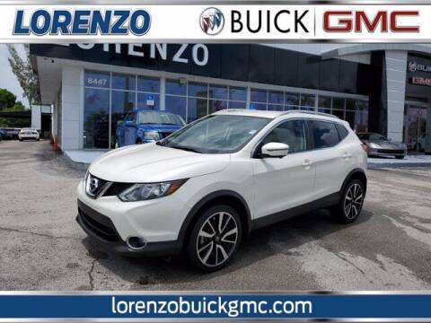 2018 Nissan Rogue Sport for sale at Lorenzo Buick GMC in Miami FL