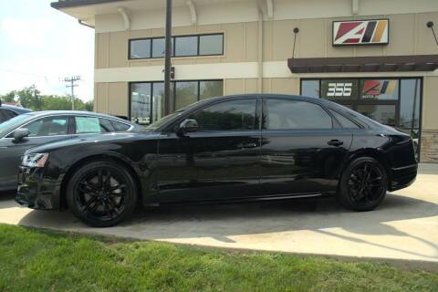 2017 Audi A8 L for sale at Auto Assets in Powell OH