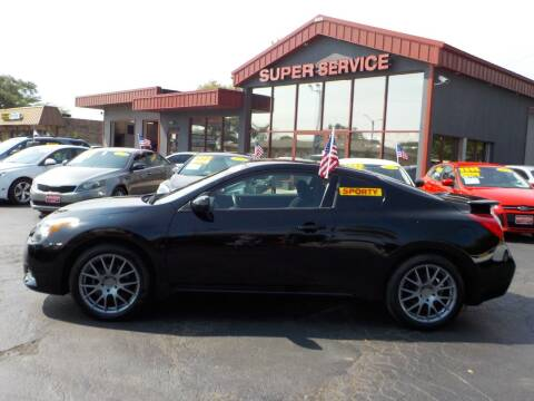 2012 Nissan Altima for sale at Super Service Used Cars in Milwaukee WI