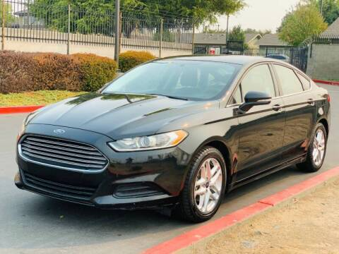 2013 Ford Fusion for sale at United Star Motors in Sacramento CA