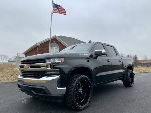 2020 Chevrolet Silverado 1500 for sale at HillView Motors in Shepherdsville KY