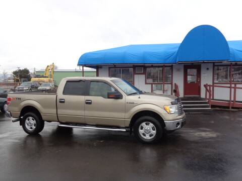 2011 Ford F-150 for sale at Jim's Cars by Priced-Rite Auto Sales in Missoula MT