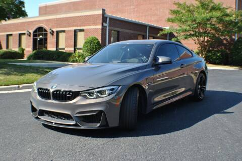 2018 BMW M4 for sale at Euro Prestige Imports llc. in Indian Trail NC