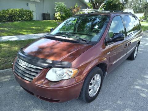 2007 Chrysler Town and Country for sale at Low Price Auto Sales LLC in Palm Harbor FL