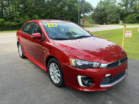 2016 Mitsubishi Lancer for sale at B & M Car Co in Conroe TX