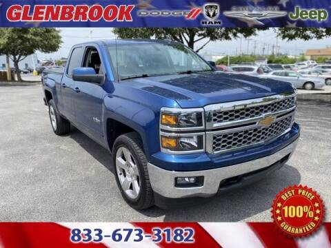 2015 Chevrolet Silverado 1500 for sale at Glenbrook Dodge Chrysler Jeep Ram and Fiat in Fort Wayne IN