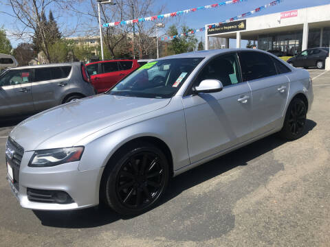 2010 Audi A4 for sale at Autos Wholesale in Hayward CA