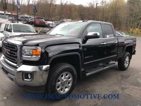 2015 GMC Sierra 2500HD for sale at J & M Automotive in Naugatuck CT