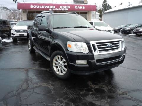 2007 Ford Explorer Sport Trac for sale at Boulevard Used Cars in Grand Haven MI