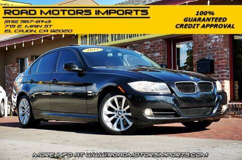 2011 BMW 3 Series for sale at Road Motors Imports in El Cajon CA