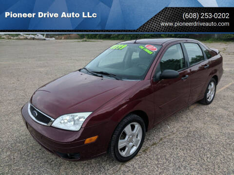2007 Ford Focus for sale at Pioneer Drive Auto LLc in Wisconsin Dells WI