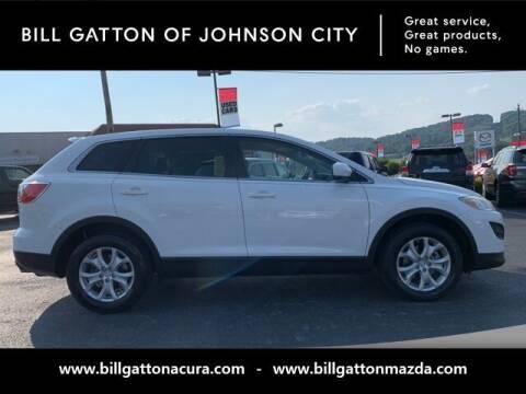 2012 Mazda CX-9 for sale at Bill Gatton Used Cars - BILL GATTON ACURA MAZDA in Johnson City TN